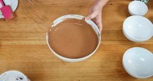 Bolo de chocolate - Passo 2
