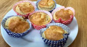Muffin - Passo 5