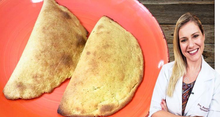 Empanada saudável