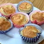 Substitua o Pão - Receita de Muffin Saudável Sem Farinha de Trigo para seu Café da Manhã