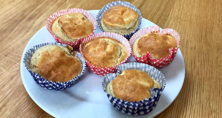 Muffin saudável