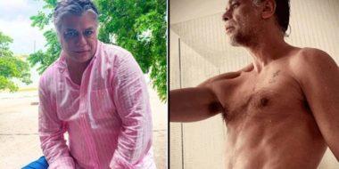 Aos 48 Anos, Fábio Assunção Emagrece 28 kg Para Série de TV