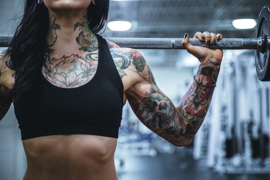 melhorar a definição corporal