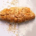 Pão carboidrato