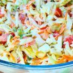 Salada de Repolho com Chuchu para Emagrecer! Substitua o Almoço por essa Delícia Fácil e Rápida
