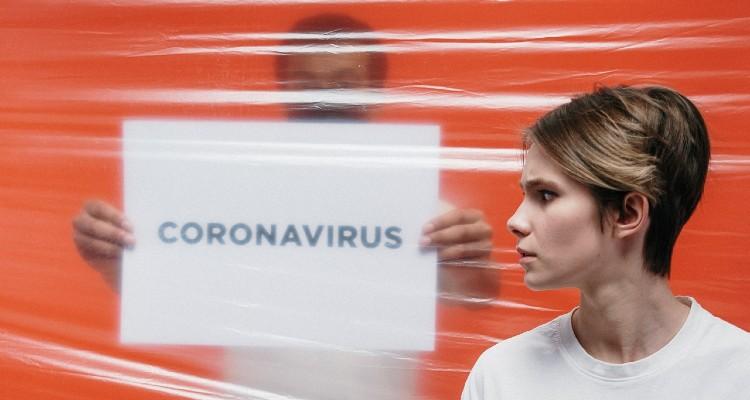 Tensão coronavírus
