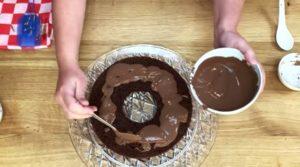 Bolo de Chocolate Fit Low Carb - Passo 6
