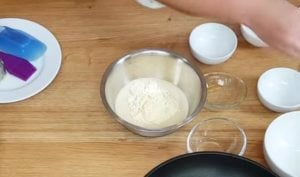 Bolo de Milho de Frigideira - passo 2