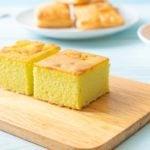 Receita de bolo de coco low carb feito na frigideira