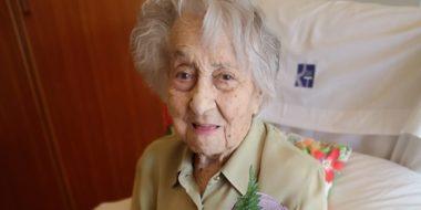 Aos 113 Anos, Mulher Mais Velha da Espanha Derrota o Novo Coronavírus