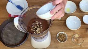 Brownie Fit Low Carb Destaque - Passo 3