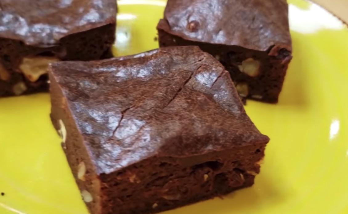 Brownie Fit Low Carb Destaque