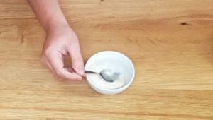 Mousse de Chocolate de Corte - Passo 1