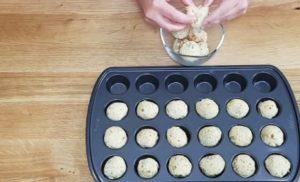Pão de Queijo Fit e Saudável - Passo 3