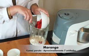 Receita de Shake Proteico de Morango - Passo 5