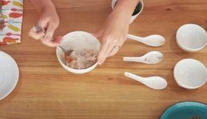 Sanduíche Low Carb bom para Diabetes - Passo 2