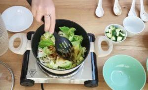 Sopa para Emagrecer - Passo1