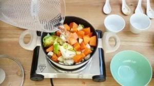 Sopa para Emagrecer - Passo2
