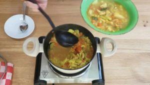 Sopa para Emagrecer - Passo3