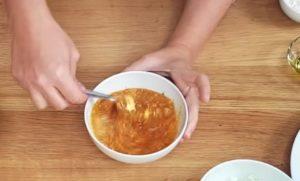 Torta Quiche Vegetariana de Abobrinha - passo 1