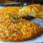 Substitua o Almoço - Receita de Batata Doce Rostie Recheada com Frango