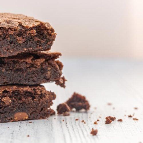 brownie fit com batata doce