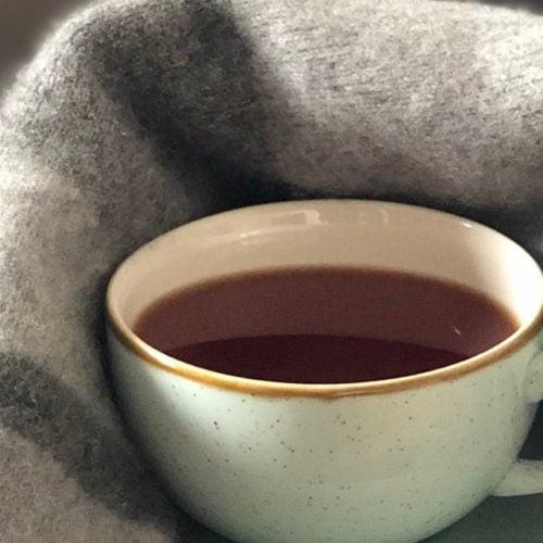 Chá para insônia
