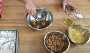 coxinha fit de batata doce - passo 2