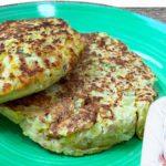 """Substitua o Almoço ou Jantar - Receita Fácil e Rápida de """"Hambúrguer"""" de Batata Doce com Atum"""