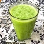Receita de suco para imunidade com frutas e legumes
