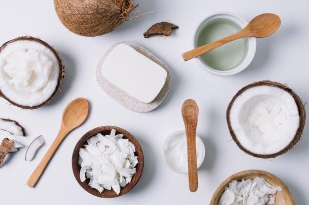 beneficios do oleo de coco para pele