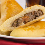 Receita de esfiha de carne light e saudável sem farinha de trigo