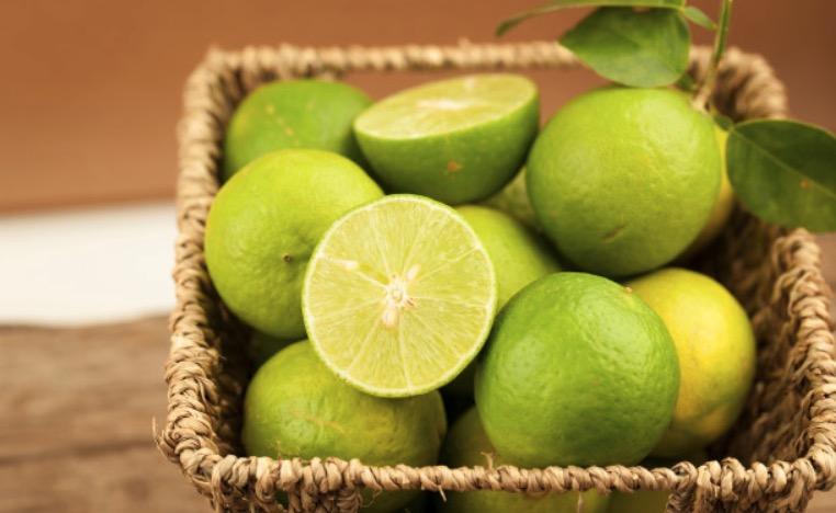 cesta de limão