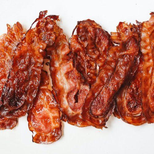 Nitrosaminas no bacon