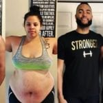 As 3 estratégias que ajudaram casal a perder mais de 90 quilos juntos