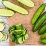 O que acontece se você comer pepino todos os dias?