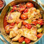 5 receitas de frango com quiabo light