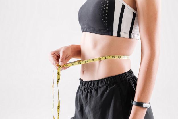 teste da medida da cintura