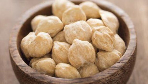 sementes de noz-da-índia