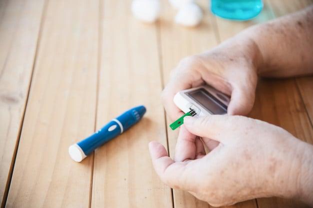 Teste de insulina