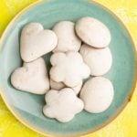 Receita de biscoito com farinha de mandioca sem glúten