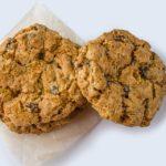 Receita de cookie integral com farinha de laranja delicioso