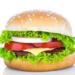 Receita de hambúrguer caseiro light - Mate a vontade!