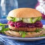 Receita de hambúrguer de soja light - Opção vegetariana!