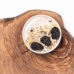 Receita de café da manhã proteico, prático e rápido!