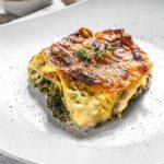 Receita de lasanha vegetariana - Saudável e saborosa!