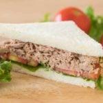 Receita de sanduíche natural de atum sem maionese!