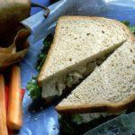 Receita de sanduíche natural de frango saudável!