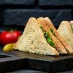Receita fácil de sanduíche natural de peito de peru!