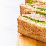 Receita de sanduíche natural de sardinha delicioso!